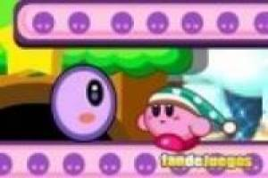 Kirby bubble shooter