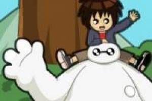 Free Big hero 6 aventuras Game