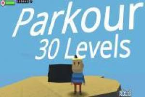 Kogama: 30 Parkour Levels
