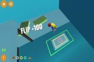Backflip Parkour