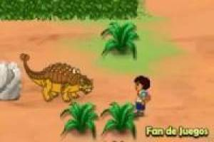 Free Diego rescue dinosaur Game