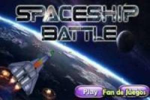 Battle of spacecraft