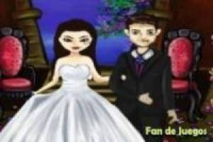 Las monster high de boda