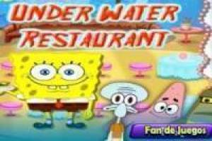 Restaurante submarino: Krusty Krab