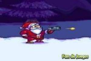 Free Santa Claus VS Aliens Game