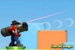 Free Mario super bazooka Game