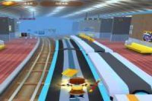 Subway Surfer of the Future