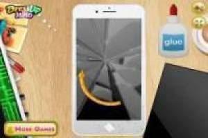 Iphone Reparaturen Gefrorene Princess
