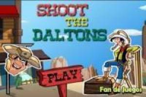 Lucky luke vs dalton