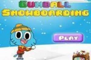 Gumball snowboardy