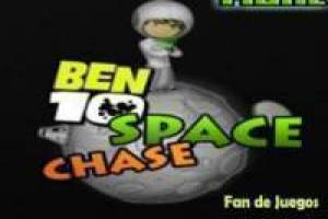 Ben 10 runs on the moon