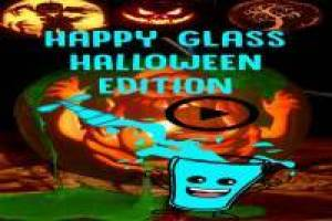 Happy Glass Halloween Edition