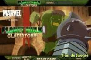 Free Hulk gladiator Game