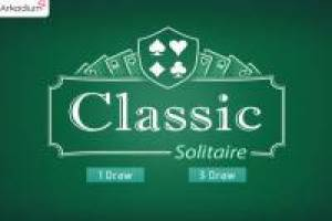 Funny Classic Solitaire
