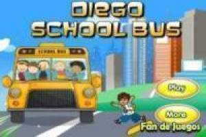Diego misses the bus