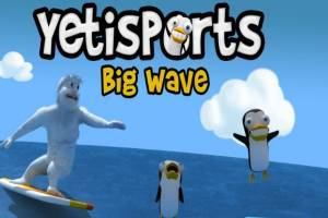 Yetisports Big Wave