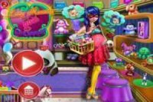 Coccinella: Shopping incinta