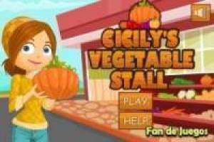 Since vegetable cicily