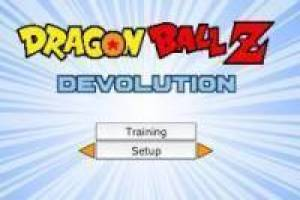 Dragon ball z dévolution