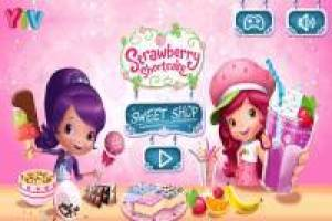 Strawberry Shortcake cooking Desserts