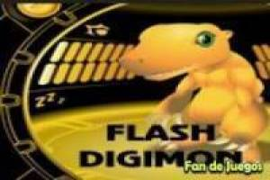 De flash tamagotchi Digimon