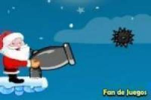 Free Santa claus: Cannon Game