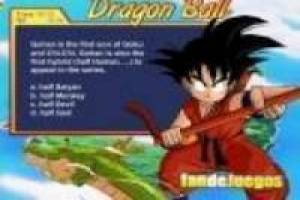 Dragon Ball Z: Trivial Quiz