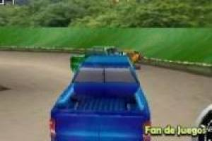 Free 3d racing trucks Game