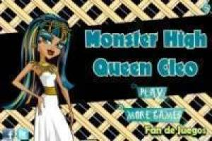 Vestir a las Monster High: Cleo