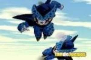 Dragon ball, cell al ataque