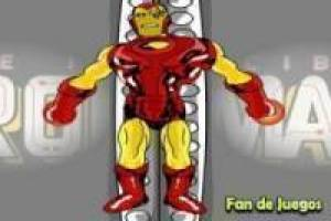 Juego Iron man y spiderman Gratis