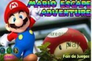 Mario adventure Escape