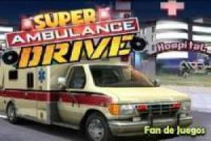 Driving ambulances