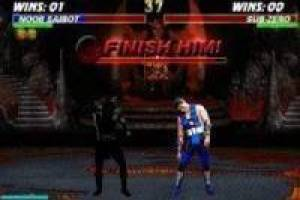 Free Noob Saibot vs Sub Zero Game