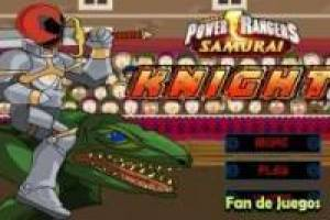 Juego Power rangers knight Gratis