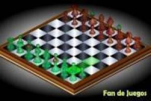 Chess flash chess