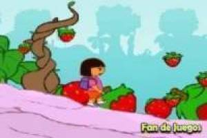 Dora the Explorer no mundo do morango