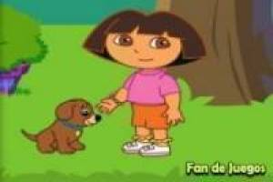 Dora the Explorer, Welpenerziehung