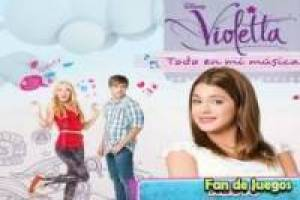 Violetta, everything in my music