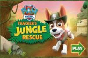 Paw Patrol: Tracker´s Jungle Rescue 2
