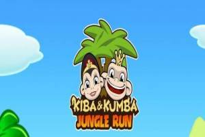 Kiba and Kumba: Jungle run