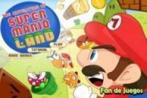 Free The adventure of Super Mario Land Game