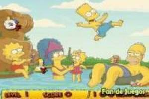 Juego The simpsons typing Gratis