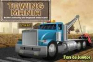 Free Towing Mania Game