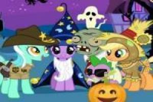 Juego My Little Pony Halloween Gratis