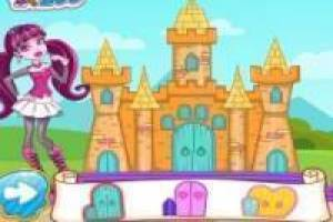 Monster High: Creando castillos