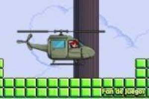 Super Mario helicopter