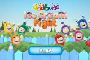 Oddbods: Ice Cream War