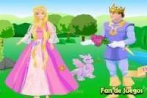 Dress up: Rapunzel