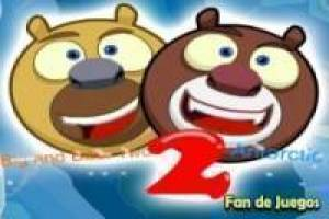 Free Two bears in Antarctica Game